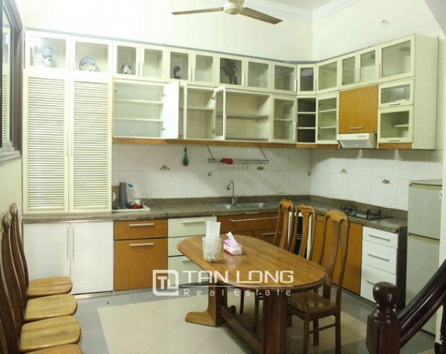Nice houses for rent in Tran Phu, Ba Dinh district, Hanoi for rent 3