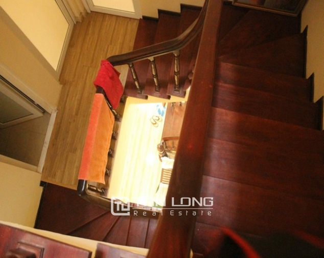 Nice houses for rent in Tran Phu, Ba Dinh district, Hanoi for rent 7