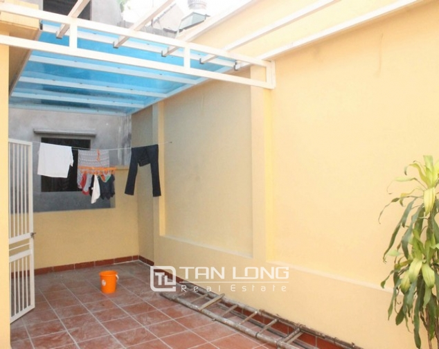 Nice houses for rent in Tran Phu, Ba Dinh district, Hanoi for rent 9