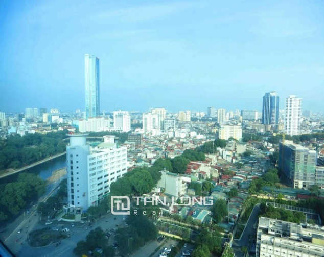 Nice Icon 4 tower office in Dong Da dist, Hanoi for lease 1