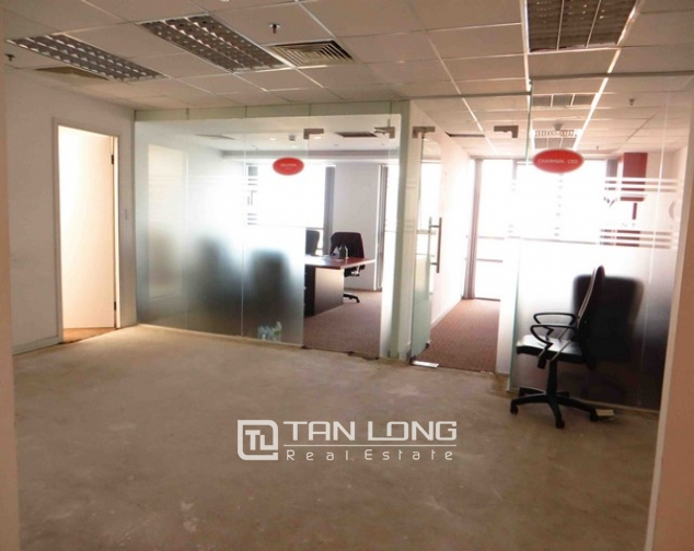 Nice Icon 4 tower office in Dong Da dist, Hanoi for lease 3