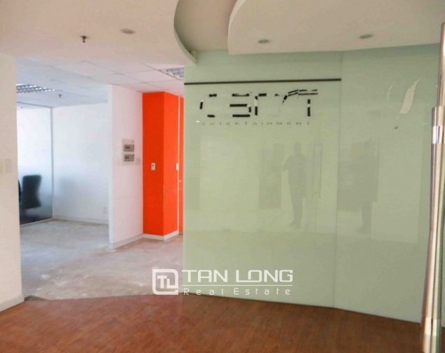 Nice Icon 4 tower office in Dong Da dist, Hanoi for lease 4