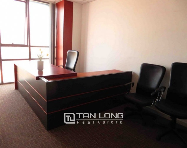 Nice Icon 4 tower office in Dong Da dist, Hanoi for lease 7