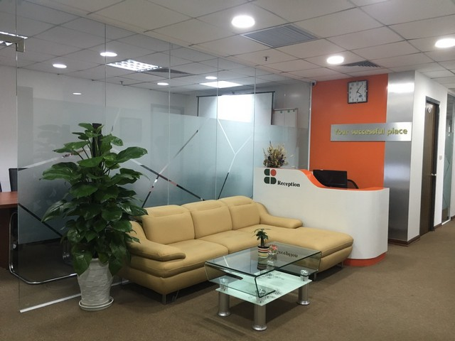 Offices in Cau Giay