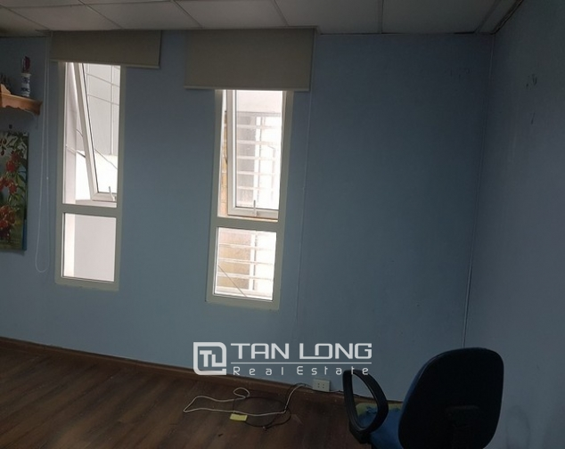 Nice office in Lang Ha street, Dong Da district, Hanoi for rent 8
