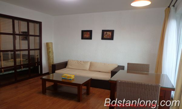 Nice service apartment for lease in Xuan Dieu street. 5