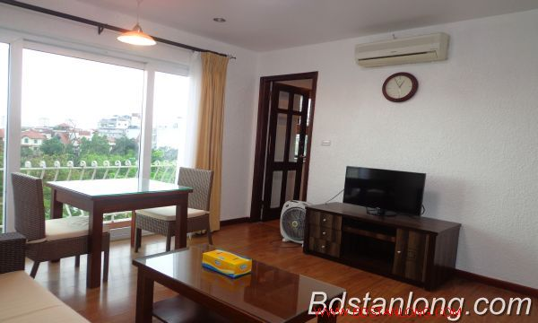 Nice service apartment for lease in Xuan Dieu street. 6
