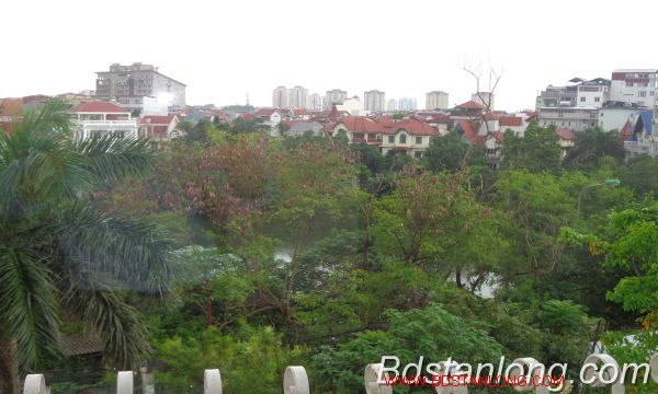 Nice service apartment for lease in Xuan Dieu street. 1