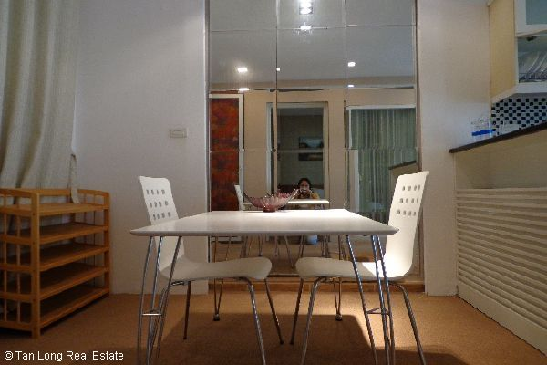 Nice serviced apartment for lease in Bui Thi Xuan street 3