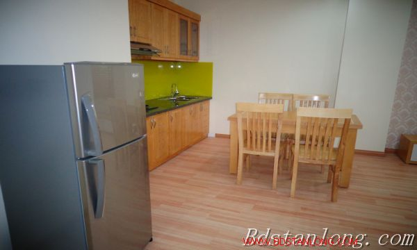 Nice serviced apartment for lease in Ngoc Lam Hanoi 3
