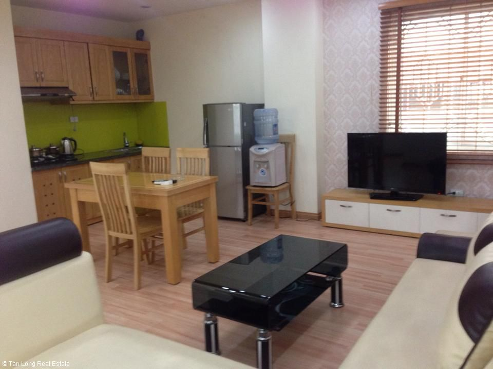Nice serviced apartment for rent in Ngoc Lam, Long Bien district, Hanoi. 1