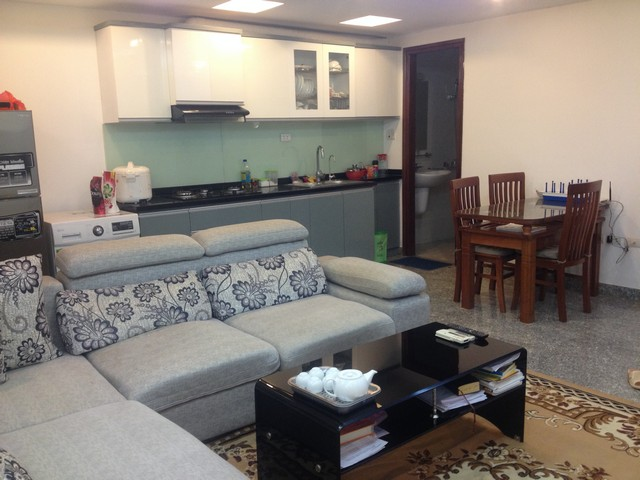 Serviced apartments Cau Giay