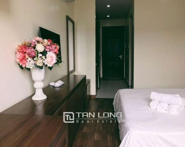 Nice serviced apartment in Do Duc Duc street, My Dinh, Nam Tu Liem district, Hanoi for rent 3