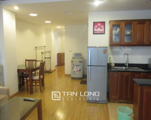 Nice serviced apartment in Truong Han Sieu street, Hoan Kiem dist for lease 3
