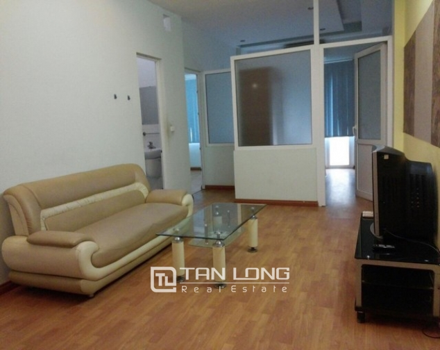 Nice serviced apartment to rent in Nguyen Thi Dinh, Cau Giay, 2 beds/ 1 bath 2