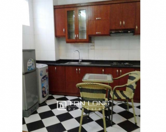 Nice serviced apartment to rent in Nguyen Thi Dinh, Cau Giay, 2 beds/ 1 bath 3