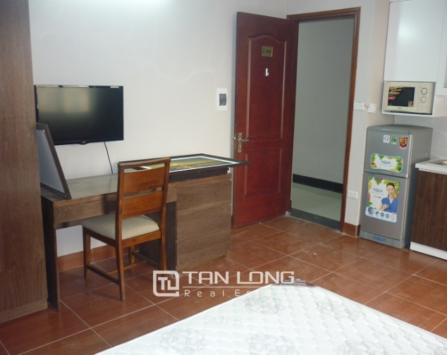 Nice serviced apartment with 1 bedroom for rent in Dinh Thon, Nam Tu Liem district 1
