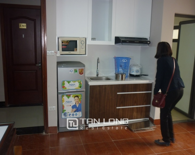 Nice serviced apartment with 1 bedroom for rent in Dinh Thon, Nam Tu Liem district 2