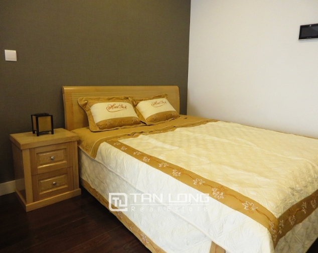 Nice studio apartment for rent in Land Caster, Giang Vo, Ba Đình District 5