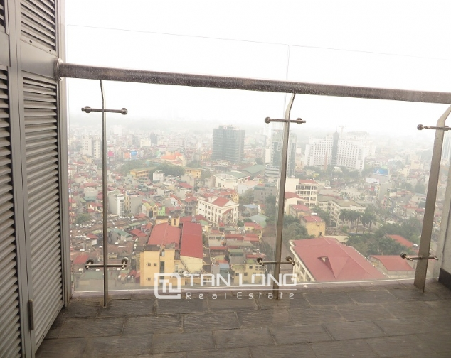 Nice studio apartment for rent in Land Caster, Giang Vo, Ba Đình District 7