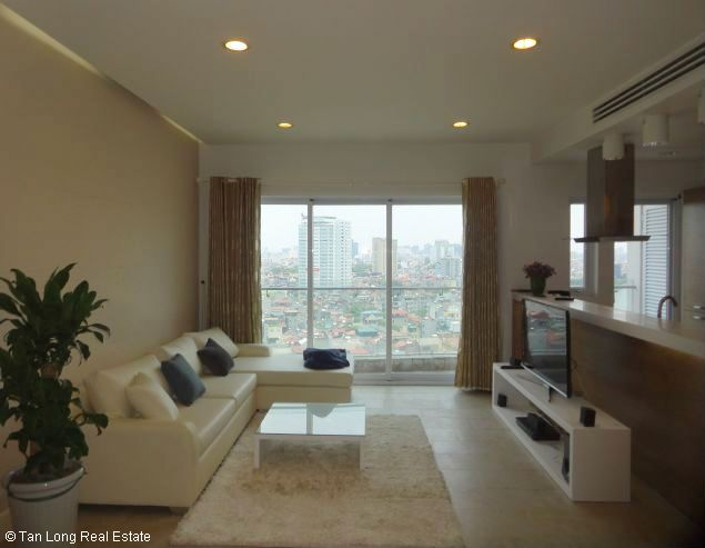 Nice two bedroom apartment for lease in W tower Golden Westlake Hanoi 2