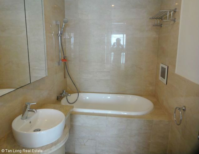 Nice two bedroom apartment for lease in W tower Golden Westlake Hanoi 10