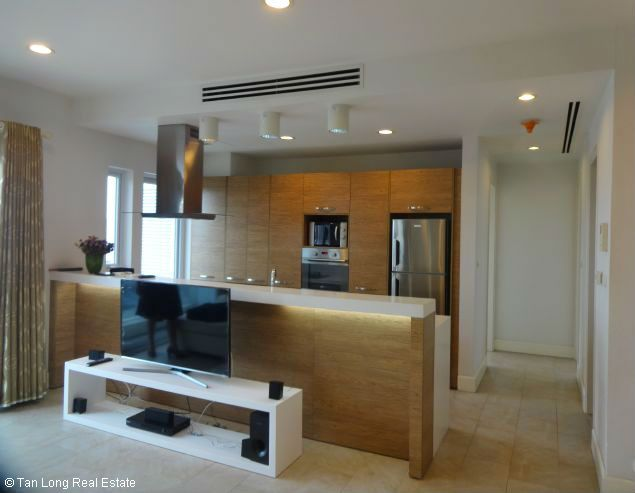 Nice two bedroom apartment for lease in W tower Golden Westlake Hanoi 6