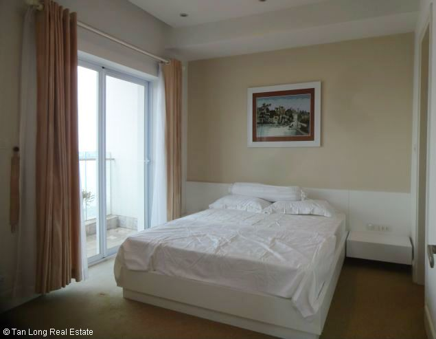 Nice two bedroom apartment for lease in W tower Golden Westlake Hanoi 9