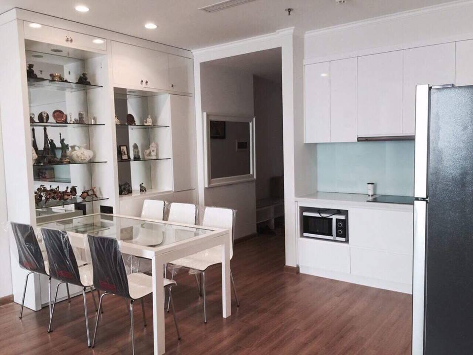 Nice view 3 bedroom apartment for rent in Royal City