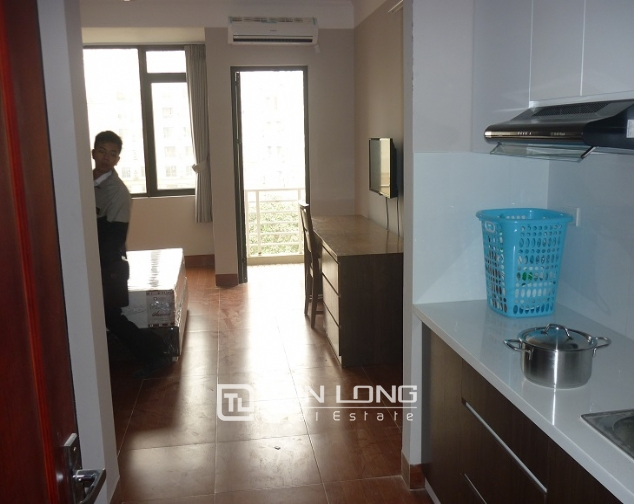 Nice view servised apartment for rent in Dinh Thon, Nam Tu Liem district 2