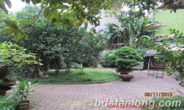 Nice villa for lease in Tay Ho district Hanoi 7