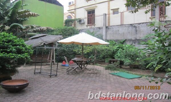 Nice villa for lease in Tay Ho district Hanoi 8