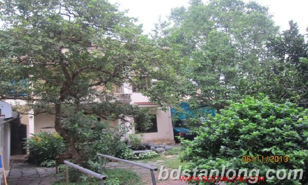 Nice villa for lease in Tay Ho district Hanoi 9