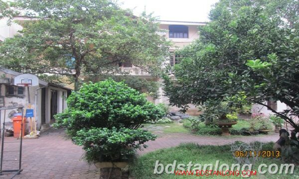 Nice villa for lease in Tay Ho district Hanoi 10