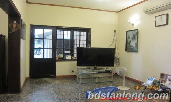 Nice villa for lease in Tay Ho district Hanoi 4