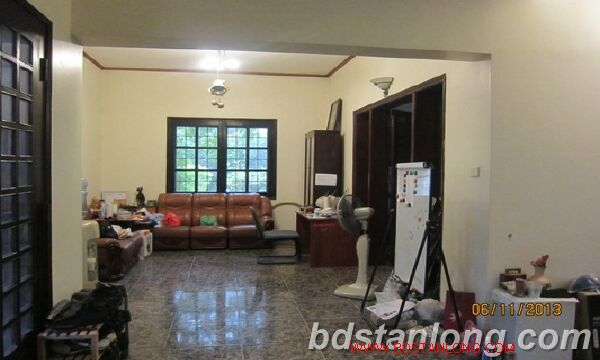 Nice villa for lease in Tay Ho district Hanoi 6