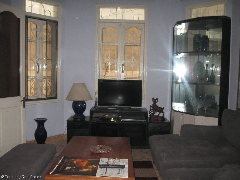 Nice villa for rent in Ngoc Ha street, Ba Dinh district. 4
