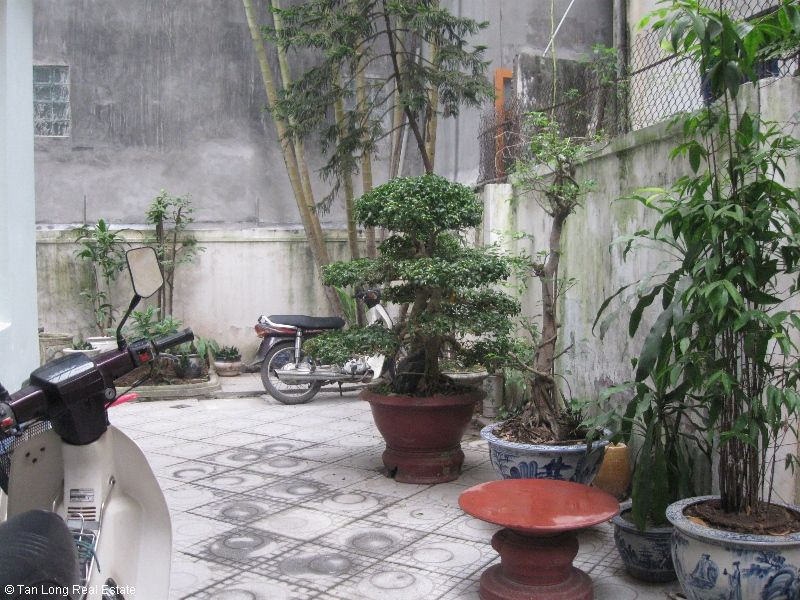 Nice villa for rent in Ngoc Ha street, Ba Dinh district. 8