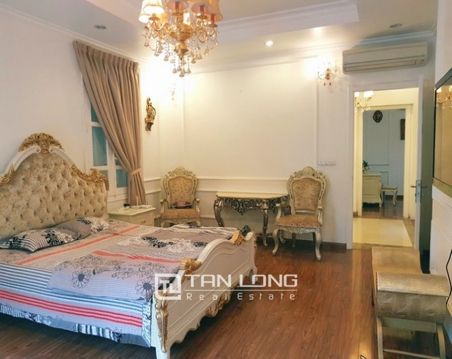Nice villa for rent in T1 Ciputra, Tay Ho district, Hanoi for rent 1