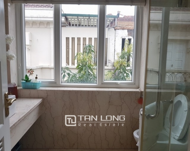Nice villa for rent in T1 Ciputra, Tay Ho district, Hanoi for rent 9