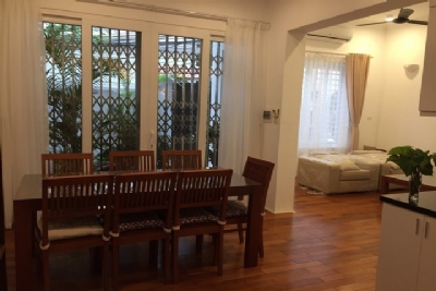 Nice villa for rent in Tay Ho Westlake