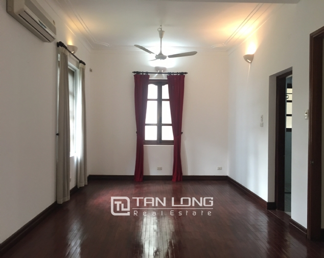 Nice villa for rent in To Ngoc Van street, Tay Ho district for lease 8
