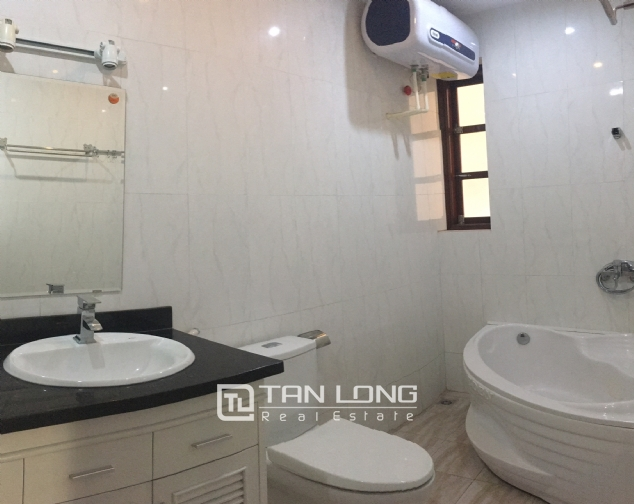 Nice villa for rent in To Ngoc Van street, Tay Ho district for lease 4