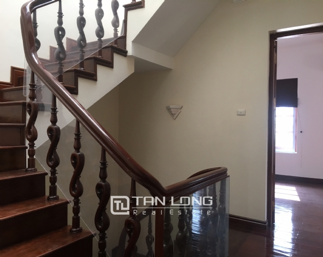 Nice villa for rent in To Ngoc Van street, Tay Ho district for lease 5