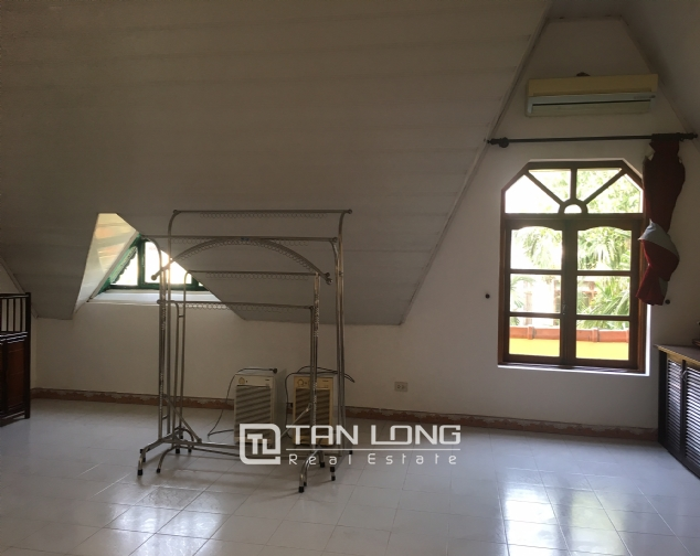 Nice villa for rent in To Ngoc Van street, Tay Ho district for lease 7