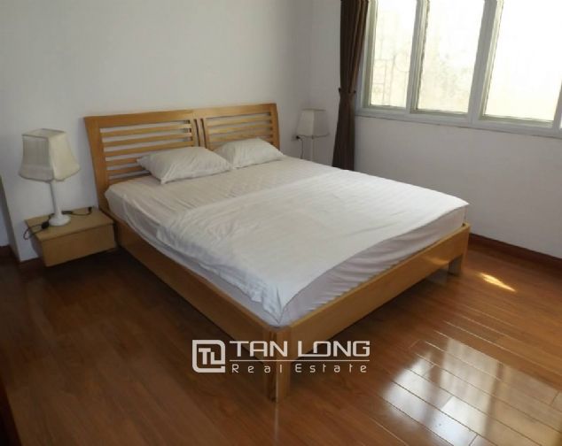 Nicely furnished apartment to rent in Pham Huy Thong, Ba Dinh, 2 beds 2