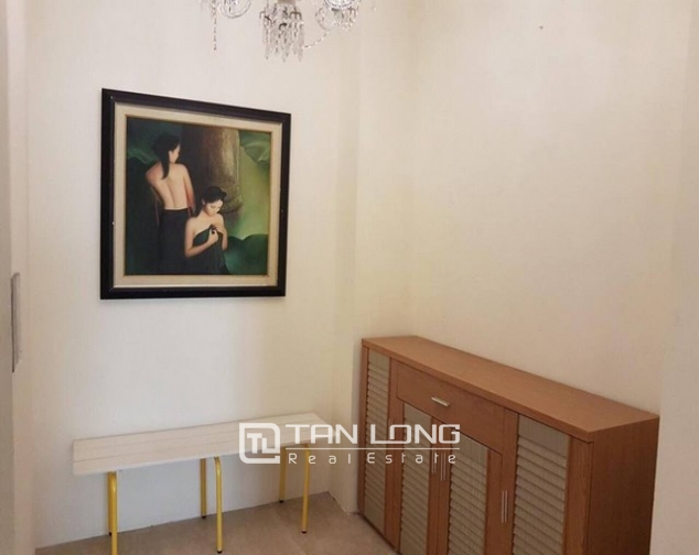 Non furnished 3 bedroom apartment for rent in P building, Ciputra 3