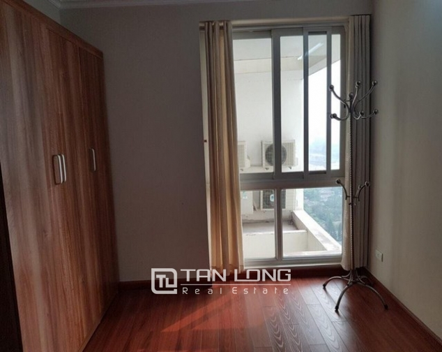 Non furnished 3 bedroom apartment for rent in P building, Ciputra 4