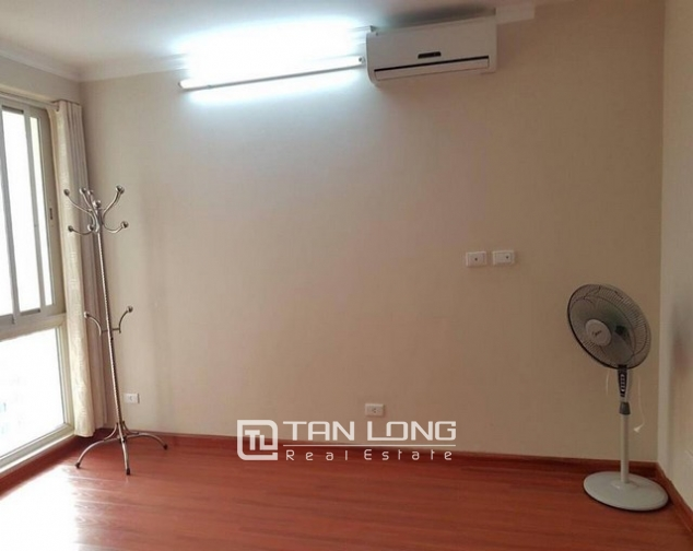 Non furnished 3 bedroom apartment for rent in P building, Ciputra 5