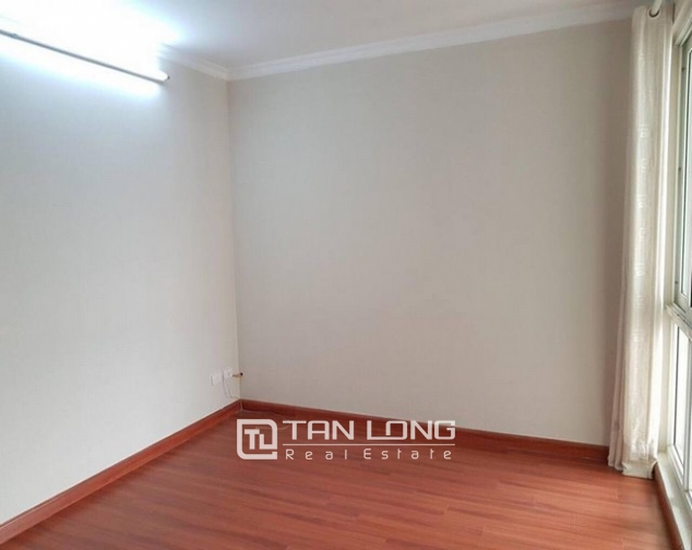 Non furnished 3 bedroom apartment for rent in P building, Ciputra 6